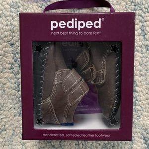 Pediped infant boys prewalker boots